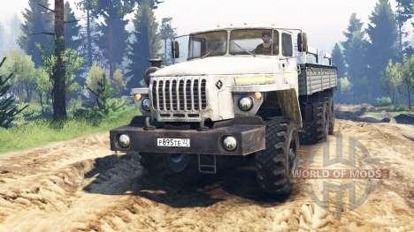 Ural-4320-30 v2.0 for Spin Tires