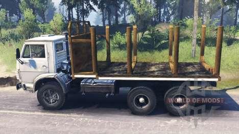 KamAZ-53212 v4.0 for Spin Tires