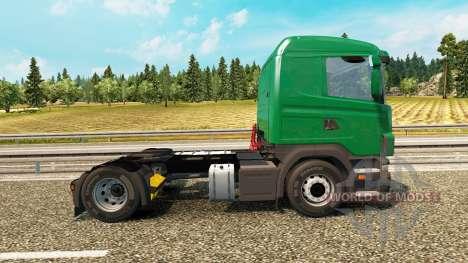Scania 114L 380 v2.0 for Euro Truck Simulator 2