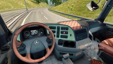 Mercedes-Benz 1944S for Euro Truck Simulator 2