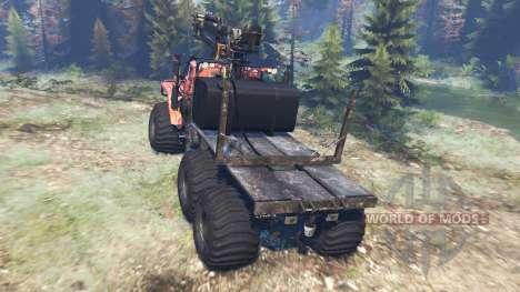 Ural-4320 Polar Explorer v8.0 for Spin Tires
