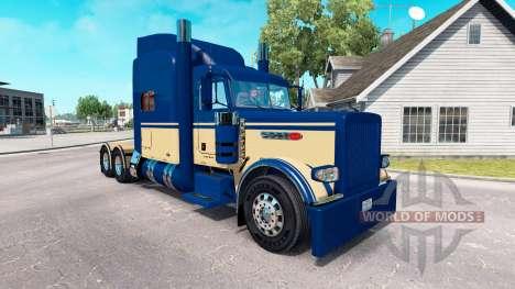 6 Custom skin for the truck Peterbilt 389 for American Truck Simulator