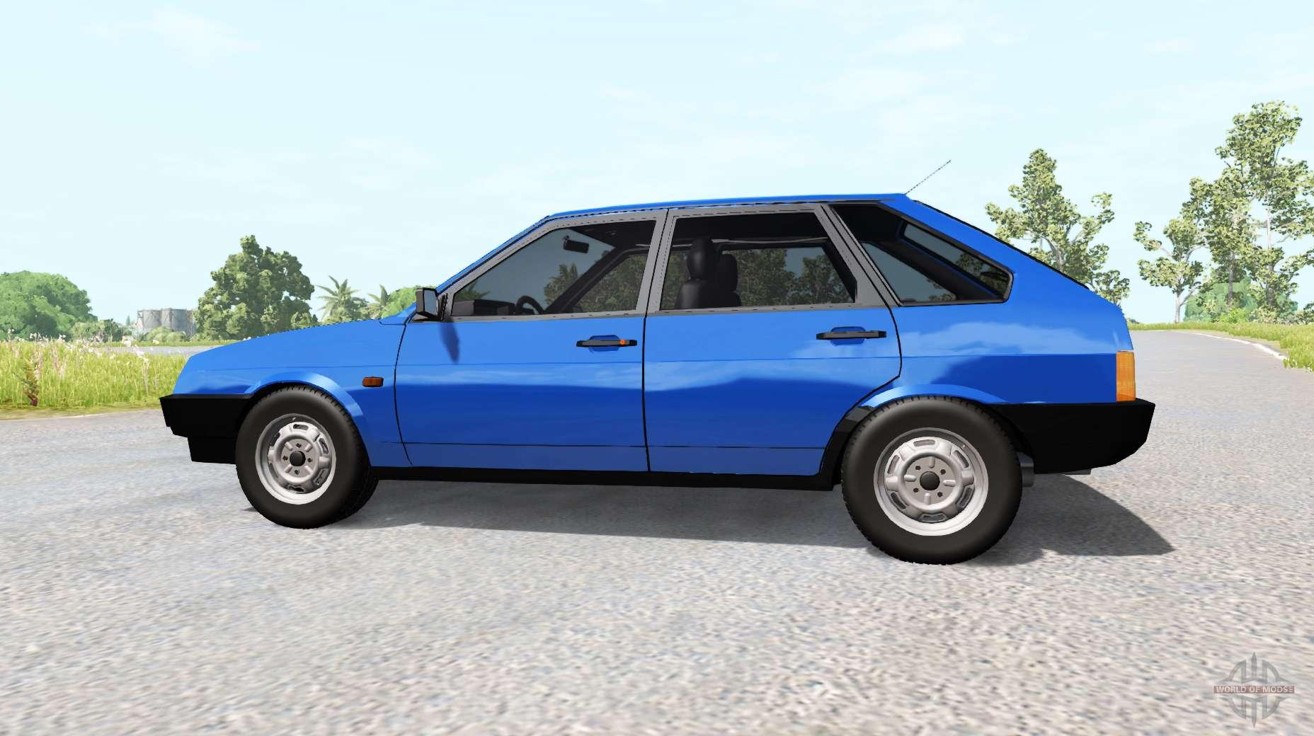Front suspension VAZ-2109: repair, features 73
