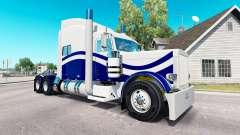Skin Custom 9 for the truck Peterbilt 389