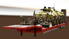 Semi carrying military equipment v1.4