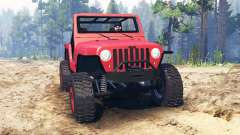 Jeep Wrangler 2005 for Spin Tires