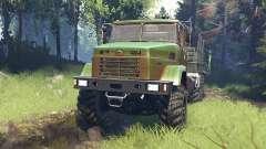 KrAZ-7140 v5.0