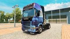Mass Effect skin for Scania truck