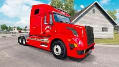 Skin Home Run for the truck Volvo VNL 670