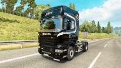 Skin Scania Trucking for tractor Scania