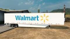 Refrigerated semi-trailer