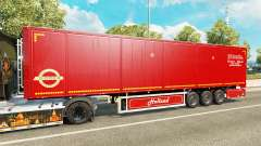 Semi-trailer tipper Bodex v2.0