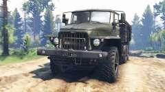 Ural-375 v3.0 for Spin Tires