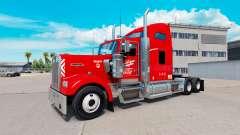Heartland Express skin [red] truck Kenworth
