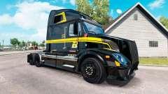 Skin on Groupe Robert truck Volvo VNL 670