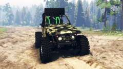 Suzuki Samurai Crawler v2.0 for Spin Tires
