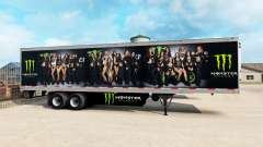 Skin Monster Energy for semi