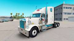 Skin FTI Transport on tractor Freightliner Class