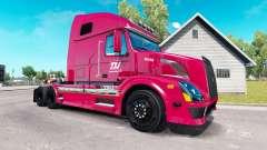 Skin Transco Lines inc. for Volvo truck VNL 670