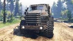 Ural-4320-10 Tungus v2.0