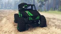 Volkswagen Truggy v2.0 for Spin Tires