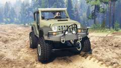 Jeep Wrangler Renegade (JK)