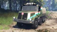 Tatra 163 Jamal 8x8 v5.0