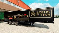 Skin Lotus F1 for semi