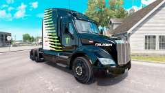 The Monster Energy Falken skin for the truck Pet