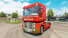 Capelle skin for Renault truck