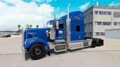 Skin YRC Freight on the truck Kenworth W900