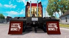 Mudguards I Support Single Moms v1.4