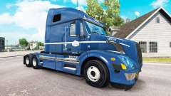 Skin on Canada Cartage tractor Volvo VNL 670