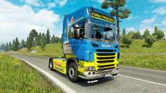 Tomka skin for Scania truck