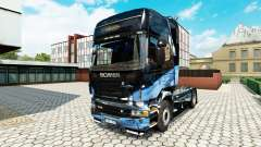 Star Destroyer skin for Scania truck