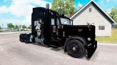 Motorhead skin for the truck Peterbilt 389