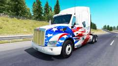 Skin USA Trucks for truck Peterbilt