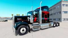 Skin Bitdefender tractor Kenworth W900