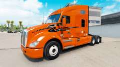 Skin Schneider National on truck Kenworth