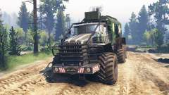Ural-4320 [grizzly] v2.0 for Spin Tires