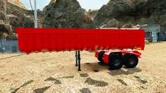 The semitrailer-dump v2.0