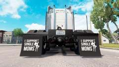 Mudguards I Support Single Moms v1.1