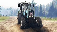 MTZ-1221.2 Belarus v2.0 for Spin Tires