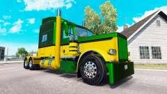 Guzman Express skin for the truck Peterbilt 389
