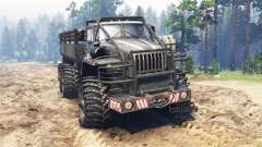 Ural-4320 [grizzly] for Spin Tires