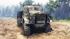 KrAZ-255 for Spin Tires