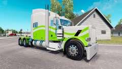 7 Custom skin for the truck Peterbilt 389