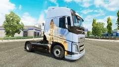 Dreams skin for Volvo truck