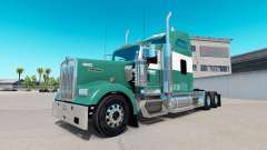 Skin Reimer Express Lines on the truck Kenworth