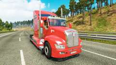 Kenworth T660 [fix] for Euro Truck Simulator 2